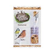 LandPartie Wildvogel Fettfutter 2,5 kg Beutel