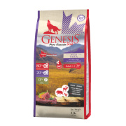 GENESIS Pure Canada Hundefutter Adult Soft Wild Taiga mit...