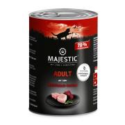 MAJESTIC Katzennassfutter Adult Multifleisch-Cocktail 400g