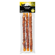 MAJESTIC Hundesnack Kaurolle mit Ente 315g