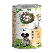 LandPartie Hundefutter ADULT mit Pute 400g