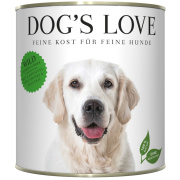 Dogs Love Hundenassfutter Adult mit Wild 800g