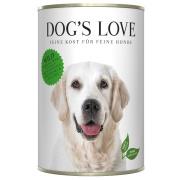 Dogs Love Hundenassfutter Adult mit Wild 400g