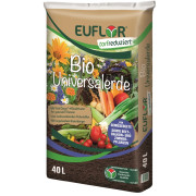Euflor Bio Universalerde torfreduziert 40Ltr.