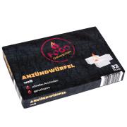 FOGO Anzündwürfel weiß 32er Schachtel