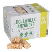FrischLuftKüche Holzwolle Anzünder 32 Stk.