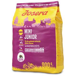Josera Hundefutter MiniJunior 900g