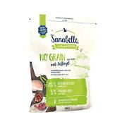 Sanabelle Katzenfutter No Grain Geflügel 400g