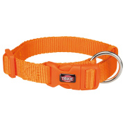 Trixie Halsband Premium M-L 35-55cm 20mm papaya