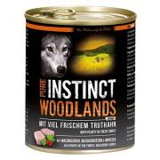 PURE INSTINCT Hundenassfutter Junior Woodlands mit...