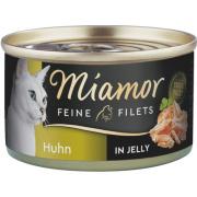 Miamor Feine Filets Katzennassfutter Huhn in Jelly 100g