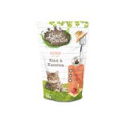 LandPartie Katzennassfutter Adult Rind und Karotte 85g
