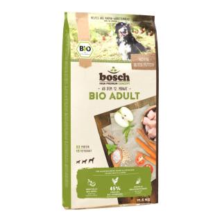 Bosch Bio Adult mit Hühnchen und Apfel 11,5kg