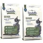 Sanabelle Katzenfutter Grande 2x 2 kg