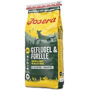 Josera Hundefutter Geflügel und Forelle 15  kg