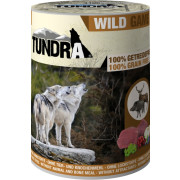Tundra Hundenassfutter mit Wild 400g