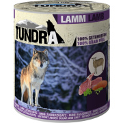 Tundra Hundenassfutter mit Lamm 800g