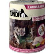 Tundra Hundenassfutter mit Lachs und Huhn 400g
