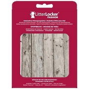 LitterLocker Fashion Bezug Wood