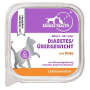 Animal Health Diabetes und Übergewicht Pute 100g