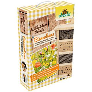 Neudorff Wildgärtner Freude Bienenhaus