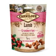 Carnilove Crunchy Snack Lamm mit Cranberries 200g