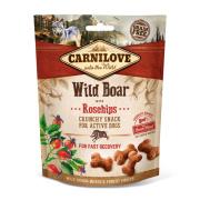 Carnilove Crunchy Snack Wildschwein mit Rosehips  200g