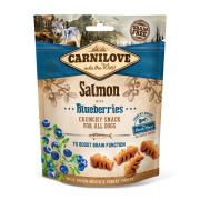 Carnilove Crunchy Snack Lachs mit Blueberries 200g