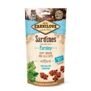 Carnilove Soft Snack mit Sardinen 50g