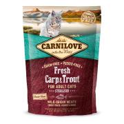 Carnilove Trockenfutter Sterilised mit Karpfen und...
