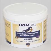 HGM Forte Katze Grünlippmuschel und Teufelskralle 250g