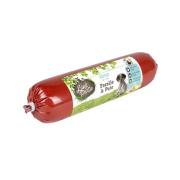 LandPartie Hundewurst mit Forelle und Pute 400g