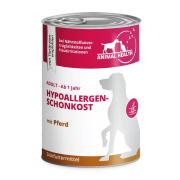 Animal Health Hypoallergenschonkost mit Pferd 400g