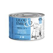 Lilou & Émile Adult Menu No.1 mit Hering und...
