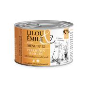 Lilou & Émile Kitten Menu No.32 mit Huhn und...