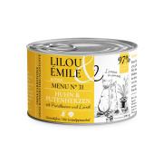 Lilou & Émile Kitten Menu No.31 mit Huhn und...