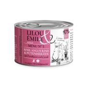 Lilou & Émile Adult Menu No.5 mit Rind, Angus-...