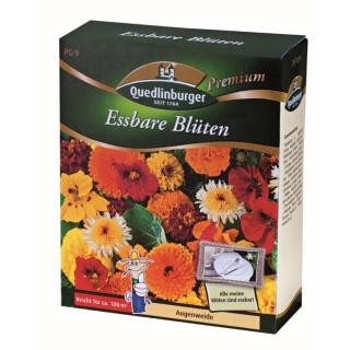Quedlinburger Essbare Blumen Mischung 100g