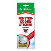 Dr.Stähler Fenster-Köder-Sticker