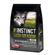 PURE INSTINCT Lush Meadow Senior mit Kaninchen und...