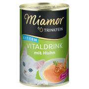 Miamor Trinkfein Vitaldrink Kitten 135ml
