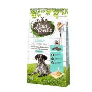 LandPartie Hundefutter Adult mit Geflügel 12 kg
