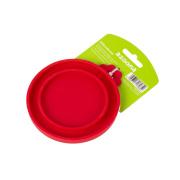 azoona Silikondeckel für 200g bis 800g Dosen in rot