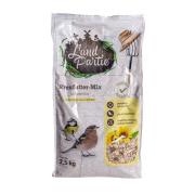 LandPartie Wildvogel Streufutter-Mix schalenlos 10kg