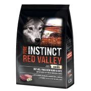 PURE INSTINCT Red Valley Maxi Junior mit Huhn und Ente 4 kg