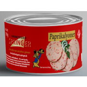 Landmetzgerei Springer Dosenwurst Paprikalyoner 190g
