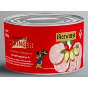 Landmetzgerei Springer Dosenwurst Bierwurst 190g