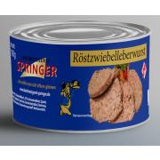 Landmetzgerei Springer Dosenwurst...