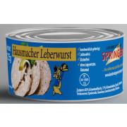 Landmetzgerei Springer Dosenwurst Hausmacher Leberwurst...