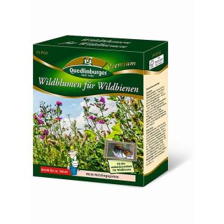 Quedlinburger Wildblumen für Wildbienen 100g